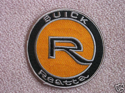 NEW 1988-91 Buick Reatta Front Nose Emblem Patch