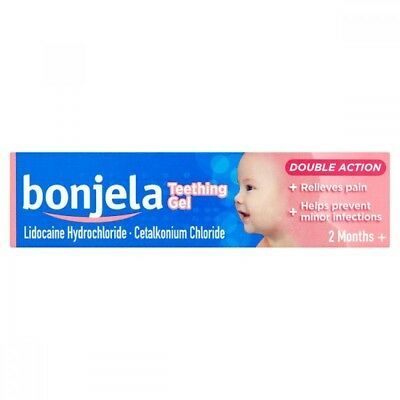 Bonjela Teething Gel From 2 Months - 15G