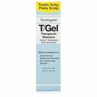 Neutrogena T/gel Therapeutic Hair Shampoo - 250Ml