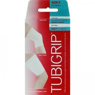 Tubigrip Support Bandage 0.5 Metre Size F