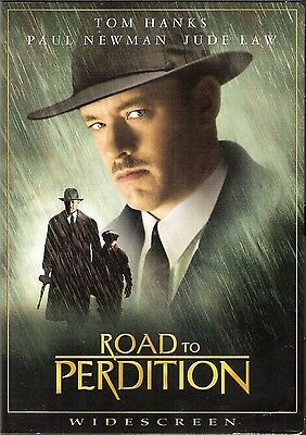 Road to Perdition (DVD, 2003, Widescreen) - New