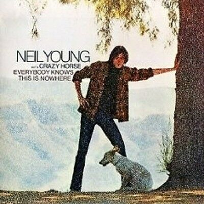 """Neil Young """"Everybody Knows This Is Nowhere"""" Cd Neu"""
