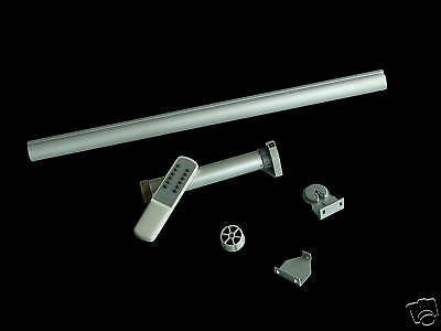6ft remote controlled Electric Shade Blind Curtain Rod