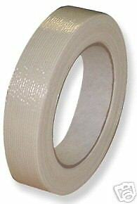 Strapping Tape - 36 rolls 1 inch x 60yds - full case!