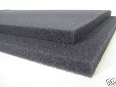 "DLK 2 & 3 Acoustic Foam Speaker Grilles .75"" Thick - 2 pieces"
