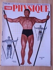 YOUR PHYSIQUE muscle bodybuilding/Norman Marks 8-48