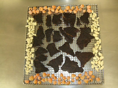 Homestyle Beef Jerky-1Lb-Mild Habanero - All Natural