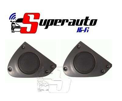 Adattatori Altoparlanti Phonocar TASCHE supporti 03711 3/711 SMART Fortwo For 2