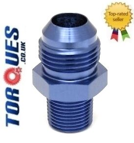 "AN -10 (AN10 AN 10) to 1/2"" NPT Straight Adapter"