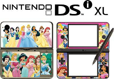 Nintendo DSi XL PINK PRINCESS Vinyl Skin Decal Sticker