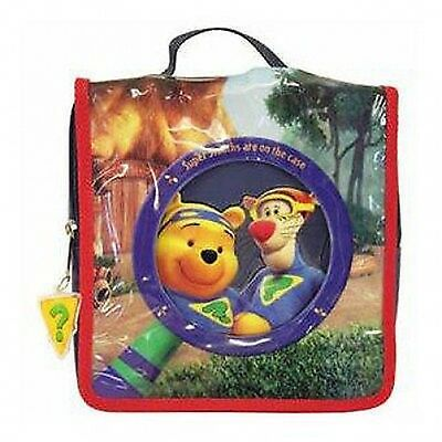 New Tigger & Pooh Courier Lunch Bag