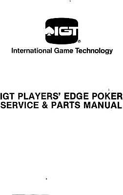 Igt - Players Edge