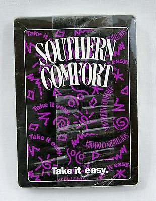 "Southern Comfort ""Take It Easy"" Playing Cards SEALED"