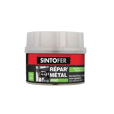 Mastic Carrosserie Gros Enfoncement Sintofer Arme