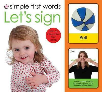 Let's Sign Simple First Words Teach Your Child To Sign!