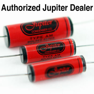 Jupiter Red Astron Style Poly Tone Cap .02uF @  400V