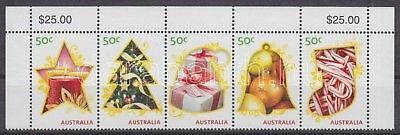 Australia stamp MNH 2009 Christmas set  WS67132
