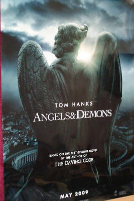 Cinema Poster: ANGELS & DEMONS 2009 (Adv 1sh) Tom Hanks