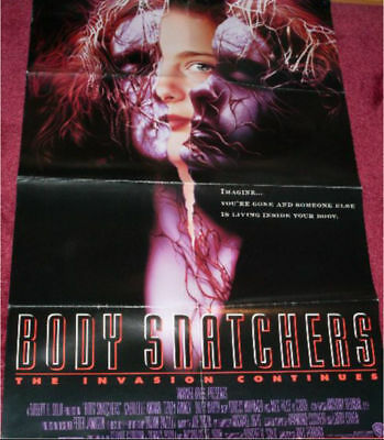 Cinema Poster: BODY SNATCHERS INVASION CONTINUES 1993