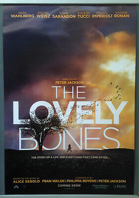 Cinema Poster: LOVELY BONES, THE 2010 1/A Mark Wahlberg