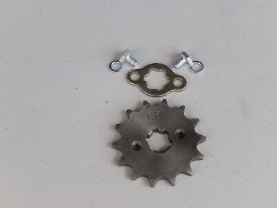 FRONT Drive Sprocket AK 14 teeth for #420 Chain FOR CHOPPERS, DIRT BIKE,ATVS