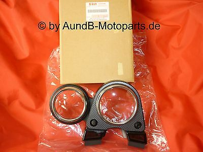 SV 650 N 1999-2002 Tachoglas NEU / Upper-Case Speedometer NEW original Suzuki