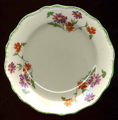 "Steubenville Unknown Floral Pattern 6"" Saucer"
