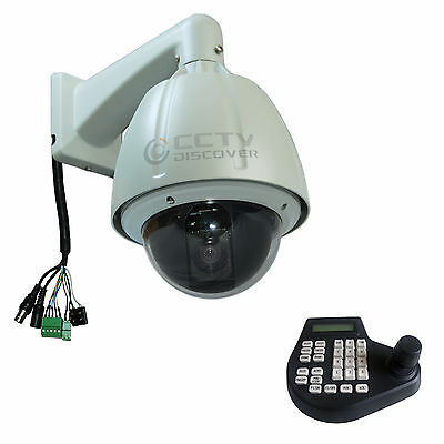 20% DISCOUNT ON SALE!!! CCTV D/N High Speed 352x Dome PTZ Camera Security kit