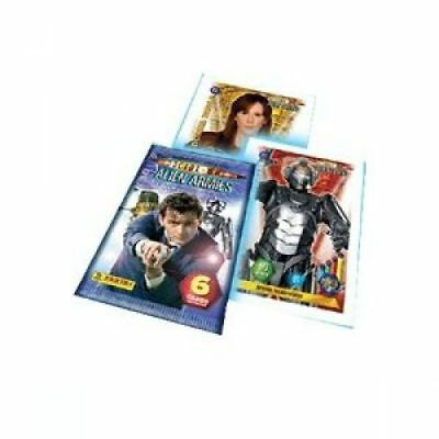 Dr Who Doctor Alien Armies 100 Sealed Packs Boxed New