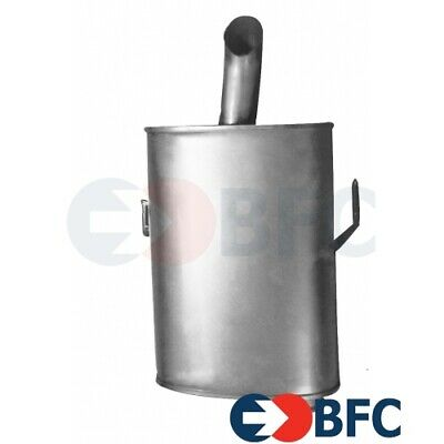 PEUGEOT 406 2.1 TD 106//110HP 1995-1998 Exhaust Central Silencer