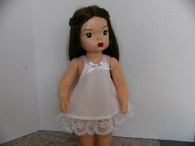 "Petticoat For  16"" Terri Lee Doll( White )"
