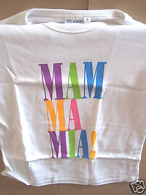 MAM MA MIA  MOVIE Promo T SHIRT  T-Shirt M