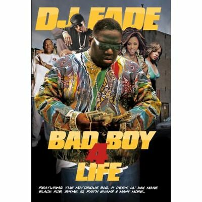 Notorious B.I.G., Diddy, Bad Boy 4 Life- VIDEO DVD