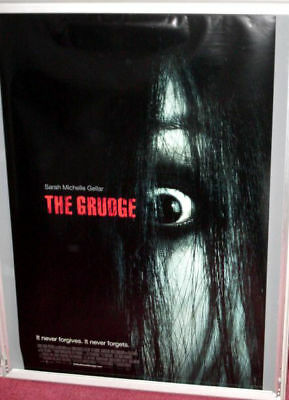 Cinema Poster: GRUDGE, THE 2004 (One Sheet) Sarah Michelle Gellar