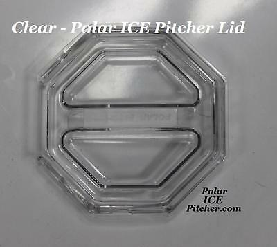 Crystal Clear - Polar ICE Pitcher - LID ONLY