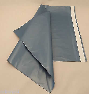 "BLUE POSTAL POST MAIL MAILING BAGS 50 x SIZE 13"" x 19"""