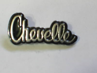 Chevelle Pin Badge
