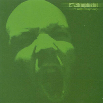 Limpbizkit Results May Vary 2LP USA 2003  In Shrink A01411