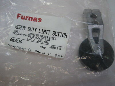 Furnas Siemens 60LAL1G Heavy Duty Limit Switch Roller