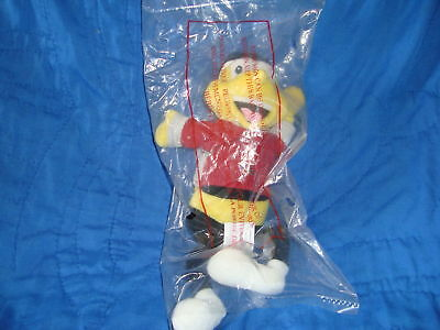 Honey Nut Bee Plush Swimmer Olympic Roots Canada 2000