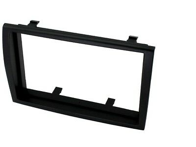 Citreon Jumper 2006 Onwards  Black Double Din Fascia Adapter Panel Surround