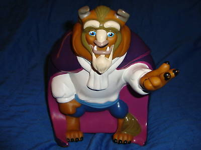 Beauty and the Beast PVC BEAST Bank 8""