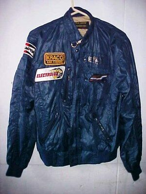 Andretti Kraco Pit Crew Indy Racing Jacket Vintage