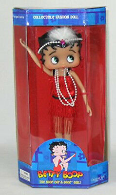 Betty Boop Sequin Gown  Doll Barbie Type Figure New
