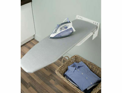 Ironfix wall mounting ironing board with Covering Hood