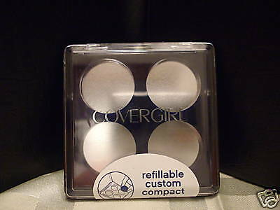 Cover Girl Color Pot Custom Compacts 2 for $10