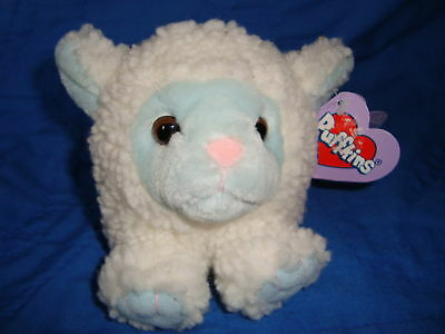 Puffkins Holiday Limited Edition Easter Lamb Bluebelle