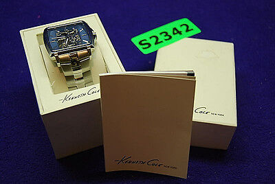 Kenneth Cole New York Self-Winding KC3875 Watch #S2342