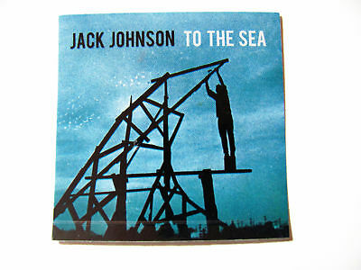Jack Johnson To The Sea  Amp Bike Surf Board Sticker