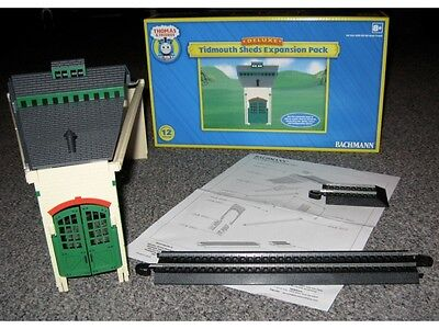 Bachmann 45238 - HO Scale Thomas Tank Engine Tidmouth Shed Expansion Pack Model